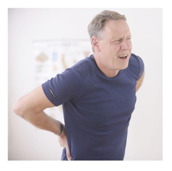 Bandscheibenvorfall Schmerzen Behandlung