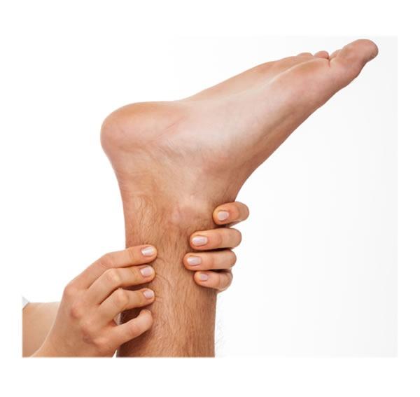 Laufverletzung Achillessehnenreizung