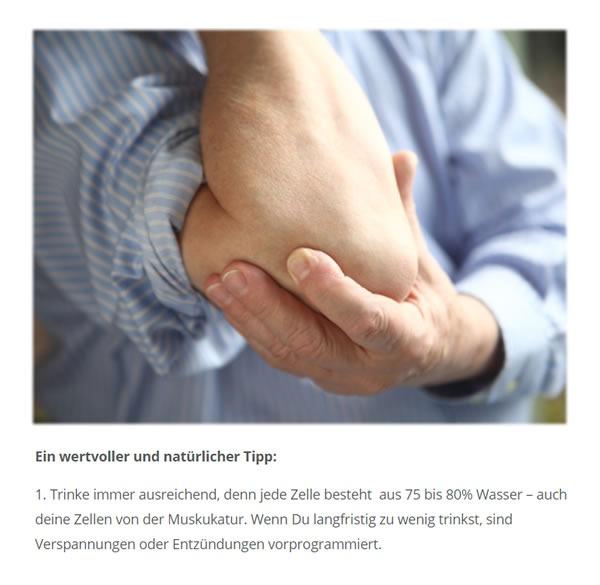 Schmerzen Im Arm Ellenbogen für 33415 Verl