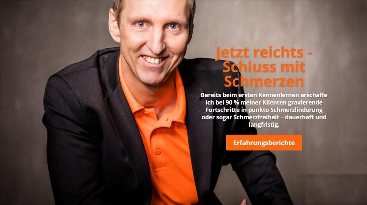 Schmerztherapie, Schmerzen Wallenhorst WebSchmerz.com - Schmerztherapeut, Bandscheibenvorfall